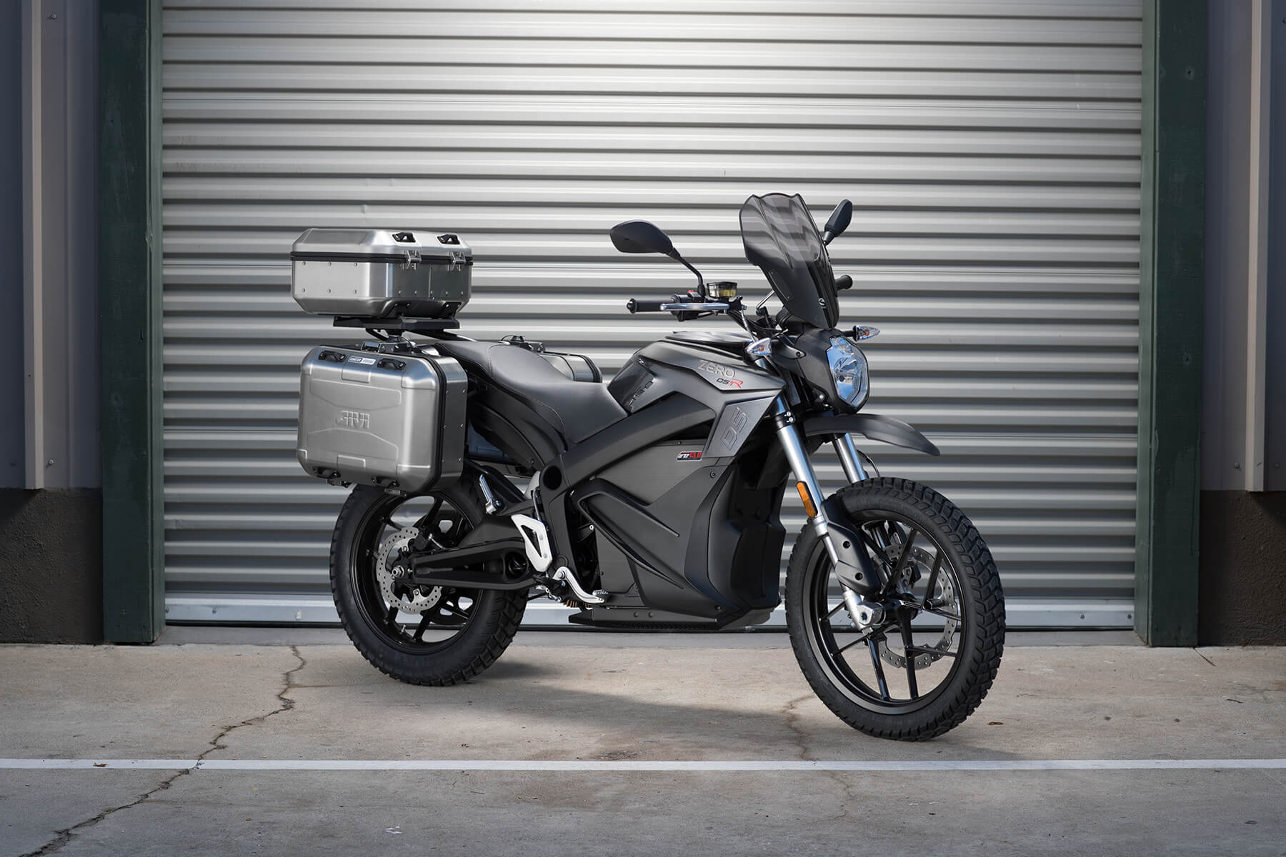 Deal The 2017 Limited Edition Zero Dsr Electric Motorcycle Piston Society