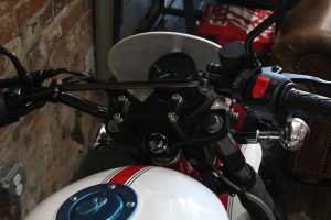 Buccaneer Cafe 250cc motorcycle $3599