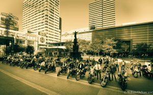 DGR: Distinguished Gentleman's Ride Cincinnati @ Fountain Square